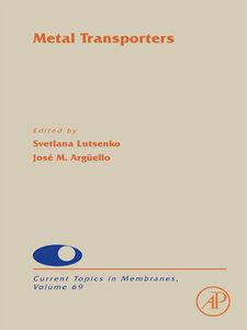 Foto Cover di Metal Transporters, Ebook inglese di  edito da Elsevier Science