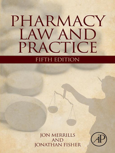 Ebook in inglese Pharmacy Law and Practice Fisher, Jonathan , Merrills, Jon