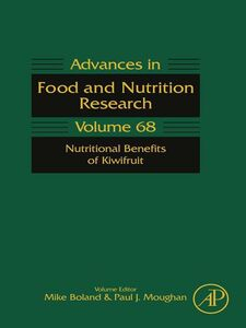 Ebook in inglese Nutritional Benefits of Kiwifruit -, -