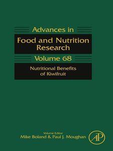 Foto Cover di Nutritional Benefits of Kiwifruit, Ebook inglese di  edito da Elsevier Science