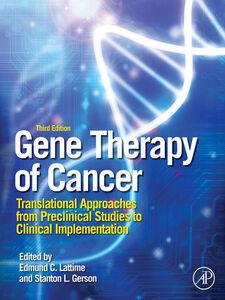 Foto Cover di Gene Therapy of Cancer, Ebook inglese di Edmund C. Lattime,Stanton L. Gerson, edito da Elsevier Science