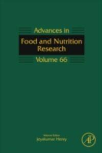Foto Cover di Advances in Food and Nutrition Research, Ebook inglese di  edito da Elsevier Science