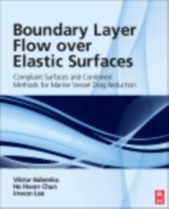 Foto Cover di Boundary Layer Flow over Elastic Surfaces, Ebook inglese di AA.VV edito da Elsevier Science