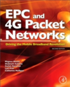 Ebook in inglese EPC and 4G Packet Networks Mulligan, Catherine , Olsson, Magnus