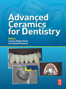 Ebook in inglese Advanced Ceramics for Dentistry -, -