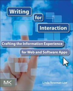 Ebook in inglese Writing for Interaction Lior, Linda Newman