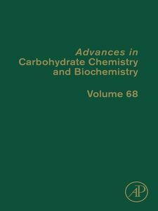Foto Cover di Advances in Carbohydrate Chemistry and Biochemistry, Ebook inglese di  edito da Elsevier Science