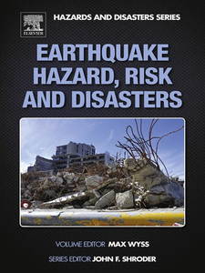 Ebook in inglese Earthquake Hazard, Risk and Disasters -, -
