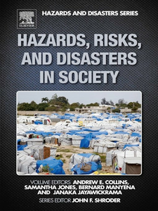 Ebook in inglese Hazards, Risks, and Disasters in Society