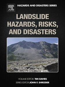 Foto Cover di Landslide Hazards, Risks, and Disasters, Ebook inglese di Tim Davies, edito da Elsevier Science