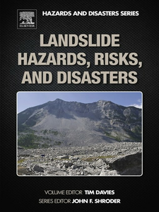 Ebook in inglese Landslide Hazards, Risks, and Disasters -, -