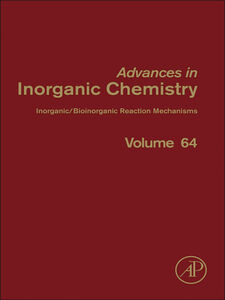 Foto Cover di Inorganic/Bioinorganic Reaction Mechanisms, Ebook inglese di  edito da Elsevier Science