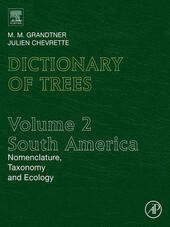 Dictionary of Trees, Volume 2