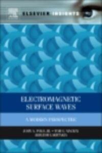 Ebook in inglese Electromagnetic Surface Waves Lakhtakia, Akhlesh , Mackay, Tom , Polo, John