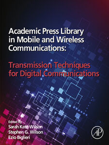 Foto Cover di Academic Press Library in Mobile and Wireless Communications, Ebook inglese di Katie Wilson,Stephen G. Wilson, edito da Elsevier Science
