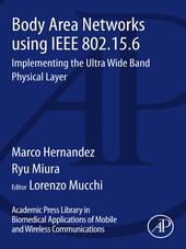 Body Area Networks using IEEE 802.15.6