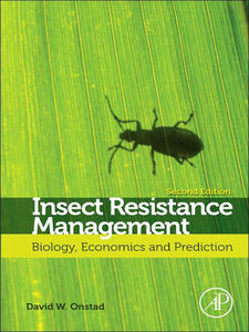 Foto Cover di Insect Resistance Management, Ebook inglese di David W. Onstad, edito da Elsevier Science