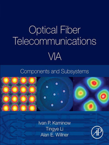 Ebook in inglese Optical Fiber Telecommunications Volume VIA -, -