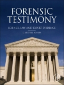 Ebook in inglese Forensic Testimony Bowers, C. Michael