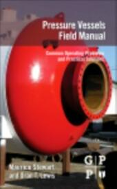 Pressure Vessels Field Manual