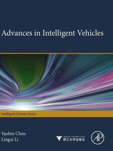 Ebook in inglese Advances in Intelligent Vehicles Chen, Yaobin , Li, Lingxi