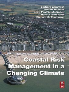 Ebook in inglese Coastal Risk Management in a Changing Climate