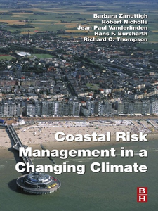 Ebook in inglese Coastal Risk Management in a Changing Climate -, -