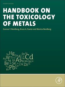 Foto Cover di Handbook on the Toxicology of Metals, Ebook inglese di AA.VV edito da Elsevier Science