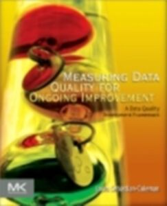 Ebook in inglese Measuring Data Quality for Ongoing Improvement Sebastian-Coleman, Laura