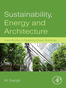 Ebook in inglese Sustainability, Energy and Architecture Sayigh, Ali