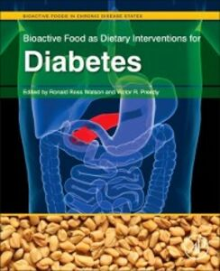 Foto Cover di Bioactive Food as Dietary Interventions for Diabetes, Ebook inglese di  edito da Elsevier Science