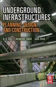 Foto Cover di Underground Infrastructures, Ebook inglese di AA.VV edito da Elsevier Science