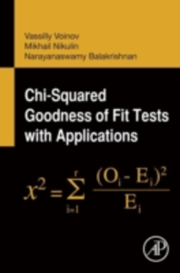 Ebook in inglese Chi-Squared Goodness of Fit Tests with Applications Balakrishnan, N. , Nikulin, M.S , Voinov, Vassilly
