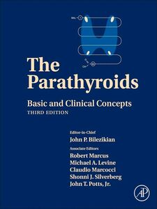 Ebook in inglese The Parathyroids
