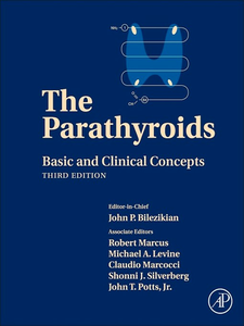 Ebook in inglese The Parathyroids -, -