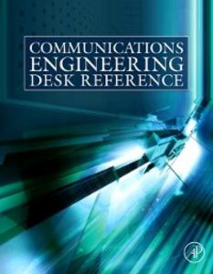 Ebook in inglese Communications Engineering Desk Reference Beming, Per , Bensky, Dan , Bovik, Alan C. , Chou, Philip A