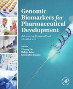 Ebook in inglese Genomic Biomarkers for Pharmaceutical Development