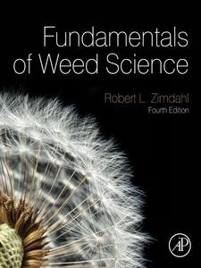 Ebook in inglese Fundamentals of Weed Science Zimdahl, Robert L