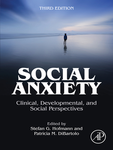 Ebook in inglese Social Anxiety -, -