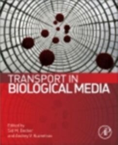 Foto Cover di Transport in Biological Media, Ebook inglese di  edito da Elsevier Science