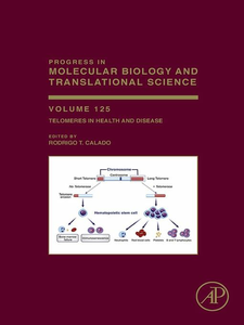 Ebook in inglese Telomeres in Health and Disease -, -