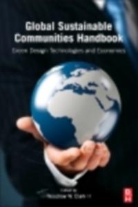 Ebook in inglese Global Sustainable Communities Handbook -, -