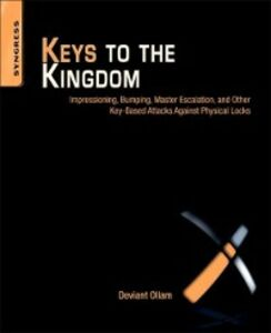 Ebook in inglese Keys to the Kingdom Ollam, Deviant