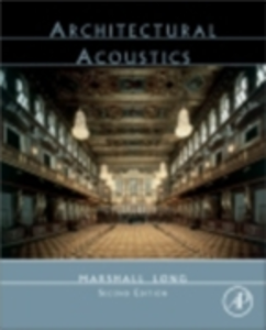 Ebook in inglese Architectural Acoustics Long, Marshall