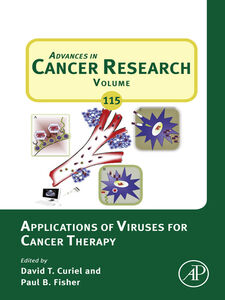 Ebook in inglese Applications of viruses for cancer therapy