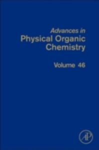 Ebook in inglese Advances in Physical Organic Chemistry