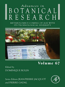 Foto Cover di Metabolomics Coming of Age with its Technological Diversity, Ebook inglese di  edito da Elsevier Science