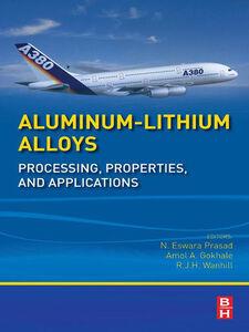 Foto Cover di Aluminum-Lithium Alloys, Ebook inglese di AA.VV edito da Elsevier Science