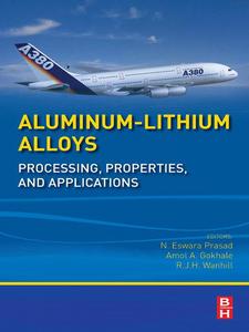 Ebook in inglese Aluminum-Lithium Alloys -, -