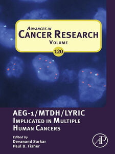 Ebook in inglese AEG-1/MTDH/Lyric Implicated in Multiple Human Cancers